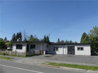 Marysville Single Family Home For Sale: 1203 Cedar Ave