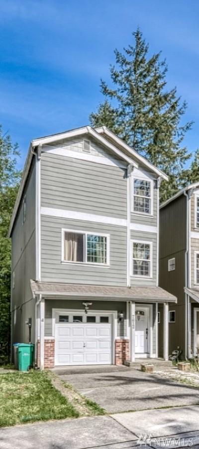 Bremerton Single Family Home For Sale: 7612 Berkeley Place NE