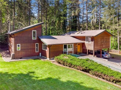 Bainbridge Island Single Family Home For Sale: 13391 Phelps Rd NE