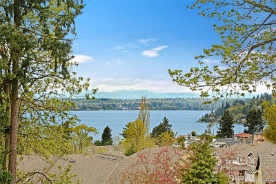 Renton Single Family Home For Sale: 2607 Meadow Ave N
