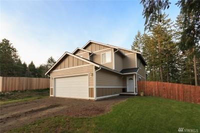 Belfair Single Family Home For Sale: 31 NE Salty Dr