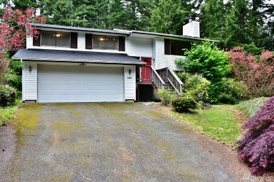 Port Orchard Single Family Home For Sale: 4380 Victory Place SW