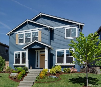 Bonney Lake Single Family Home For Sale: 18711 139th St E