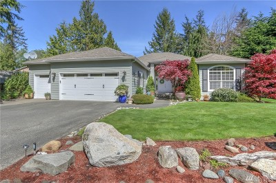 Port Ludlow Single Family Home Contingent: 33 Cameron Dr