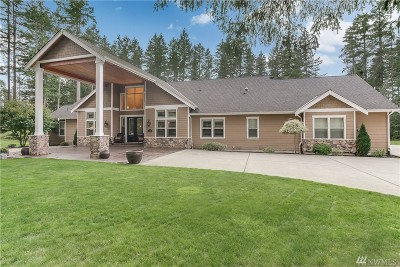 Maple Valley Single Family Home Contingent: 24411 197th Ave SE
