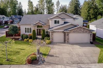 Bonney Lake Single Family Home For Sale: 21303 61st St Ct E