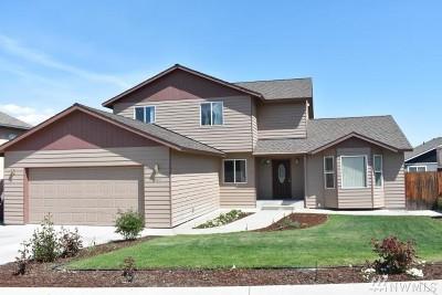 Wenatchee Single Family Home For Sale: 1507 Trisha Wy