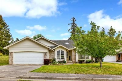 Whatcom County Single Family Home Pending Inspection: 4720 Austin Ct