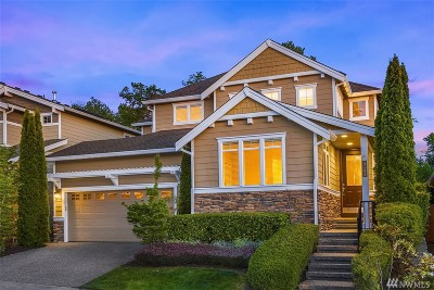 Issaquah Single Family Home For Sale: 3143 NE Norton Lane