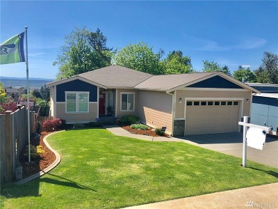 Federal Way Single Family Home For Sale: 6220 21st St NE
