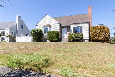 Tacoma Single Family Home For Sale: 3103 S 18th St