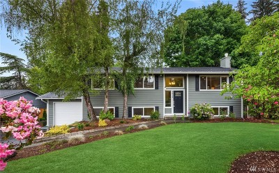 Bothell Single Family Home For Sale: 8812 NE 203rd Place