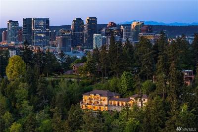 Bellevue Single Family Home For Sale: 310 Parkridge Lane