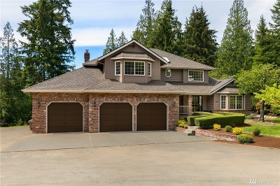 Woodinville Single Family Home For Sale: 18325 214th Ave NE