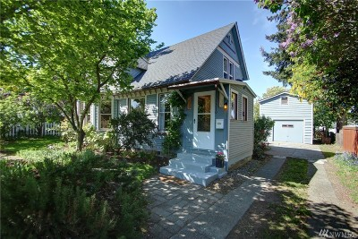 Anacortes Single Family Home Pending Inspection: 1310 11th Street