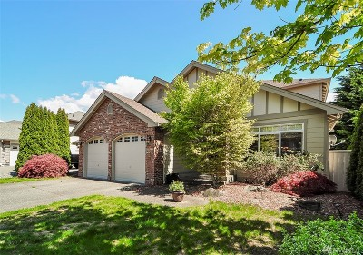 Covington Single Family Home For Sale: 25028 163rd Place SE