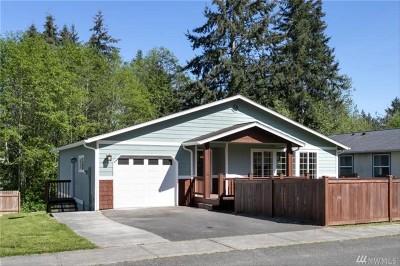 Kingston Single Family Home Pending: 26406 NE Barrett Rd