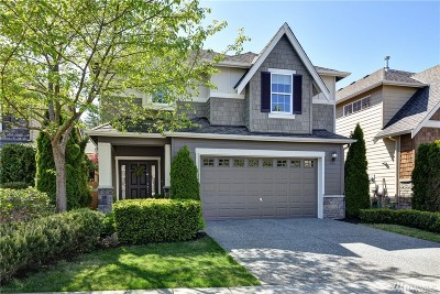 Bothell Single Family Home For Sale: 16512 38th Ave SE