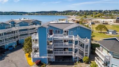 Oak Harbor Condo/Townhouse For Sale: 651 SE Bayshore Dr #C-202