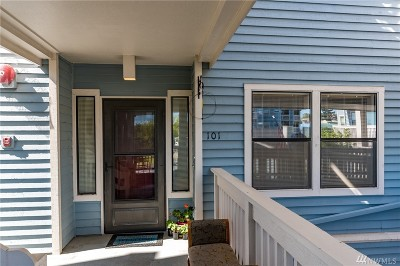 Oak Harbor Condo/Townhouse For Sale: 651 SE Bayshore Dr #C-101