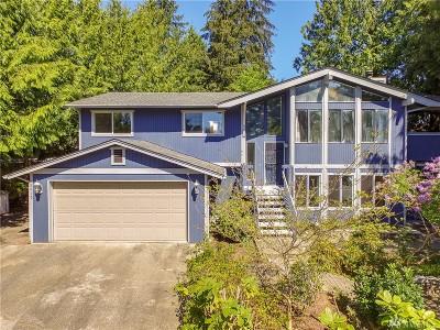 Lake Stevens Single Family Home For Sale: 12019 25th Ct NE