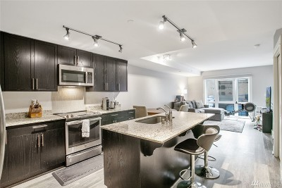 Condo/Townhouse Sold: 699 John St #212