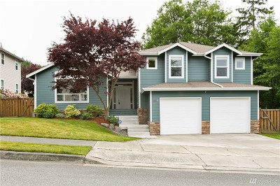 Anacortes Single Family Home For Sale: 3518 Marion Wy