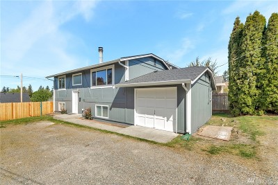 Tacoma Single Family Home For Sale: 6724 Pacific Ave