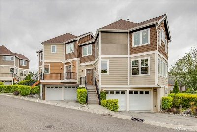 Kirkland Condo/Townhouse For Sale: 13356 NE 134th Place #1B