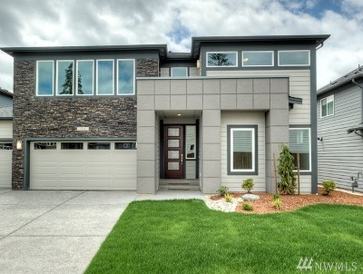 Lynnwood Single Family Home For Sale: 118 153rd St SW #LS 37