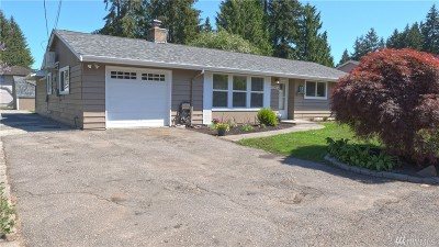 Edmonds Single Family Home For Sale: 20215 85th Pl W