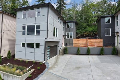Single Family Home For Sale: 6334 22nd Ave SW