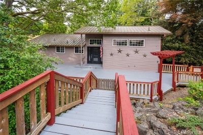 Steilacoom Single Family Home For Sale: 113 Lila St