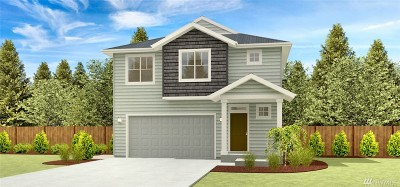 Marysville Single Family Home Contingent: 5552 95th Place NE