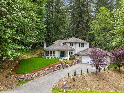 Woodinville Single Family Home For Sale: 19424 NE 202nd Place