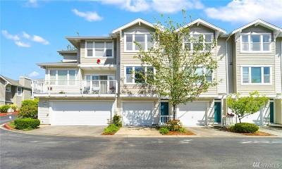 Bellevue WA Condo/Townhouse For Sale: $639,950