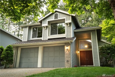 Issaquah Single Family Home For Sale: 25210 SE 35th St