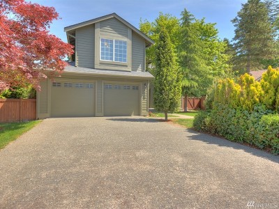 Maple Valley Single Family Home For Sale: 22848 SE 264th Ct