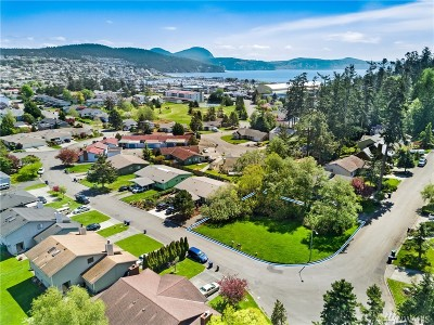 Anacortes Residential Lots & Land For Sale: Parkside Dr