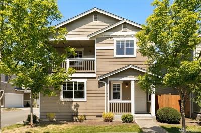 Marysville Condo/Townhouse For Sale: 4731 147th Place NE