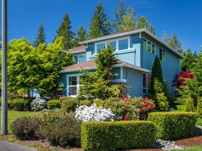 Port Orchard Single Family Home For Sale: 4710 Rutherford Cir SW