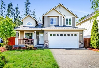Maple Valley Single Family Home For Sale: 22813 SE 287th Place