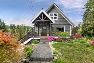 Snohomish Single Family Home For Sale: 4706 109th Ave SE