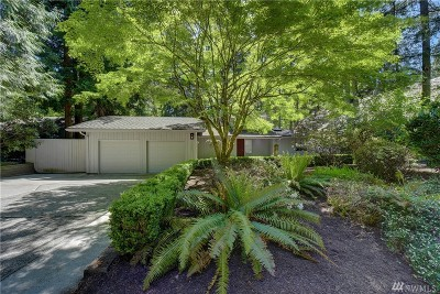Sammamish Single Family Home For Sale: 21463 NE 20th Ct
