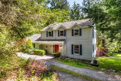 Issaquah Single Family Home For Sale: 14824 260 Ave SE