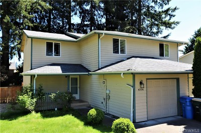 Lacey Single Family Home For Sale: 4104 Quail Dr SE