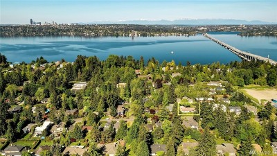 Medina Residential Lots & Land For Sale: 78th Ave NE