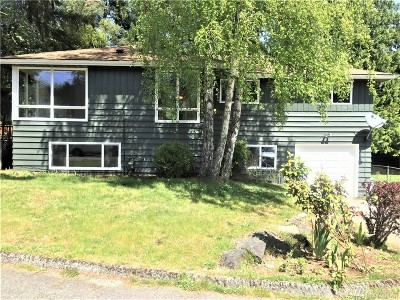 Shoreline Single Family Home For Sale: 18318 Meridian Ave N