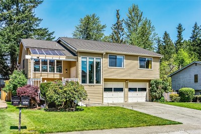 Renton Single Family Home For Sale: 16016 SE 167th Place