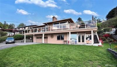 Tacoma Single Family Home For Sale: 1726 Markham Ave NE